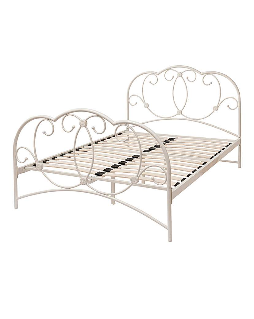 Daisy Single Metal Bedstead