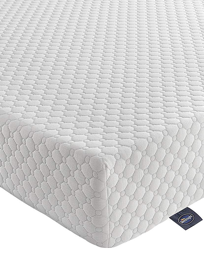 Silentnight Zone Rolled King Mattress