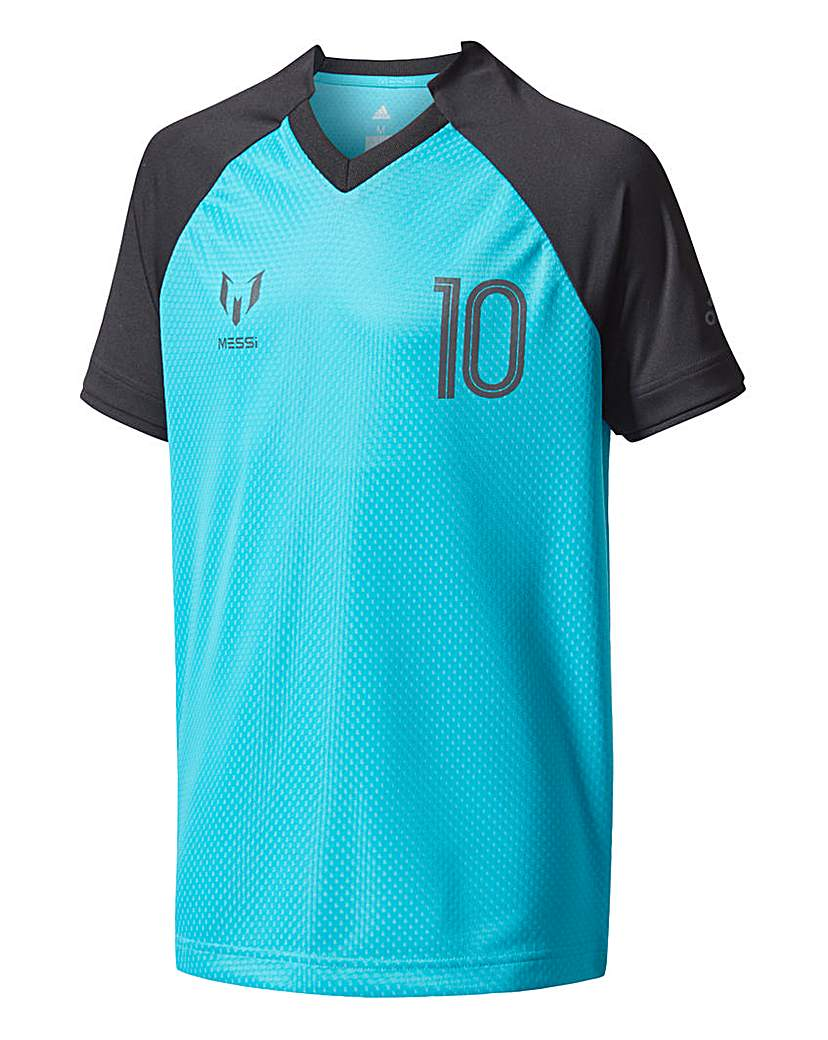 adidas Youth Boys Messi Icon T-Shirt