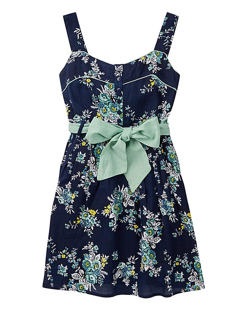 Image of Joe Browns Girls Daisy Floral Dress