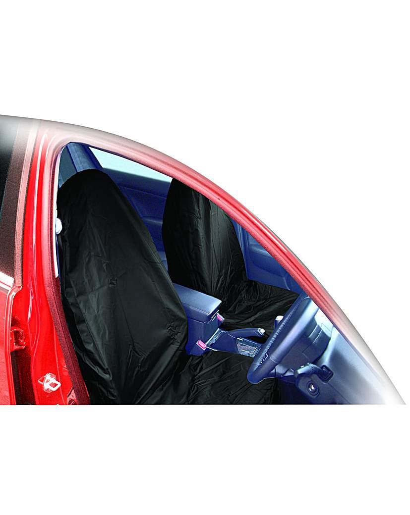 Image of Waterproof Nylon Seat Covers