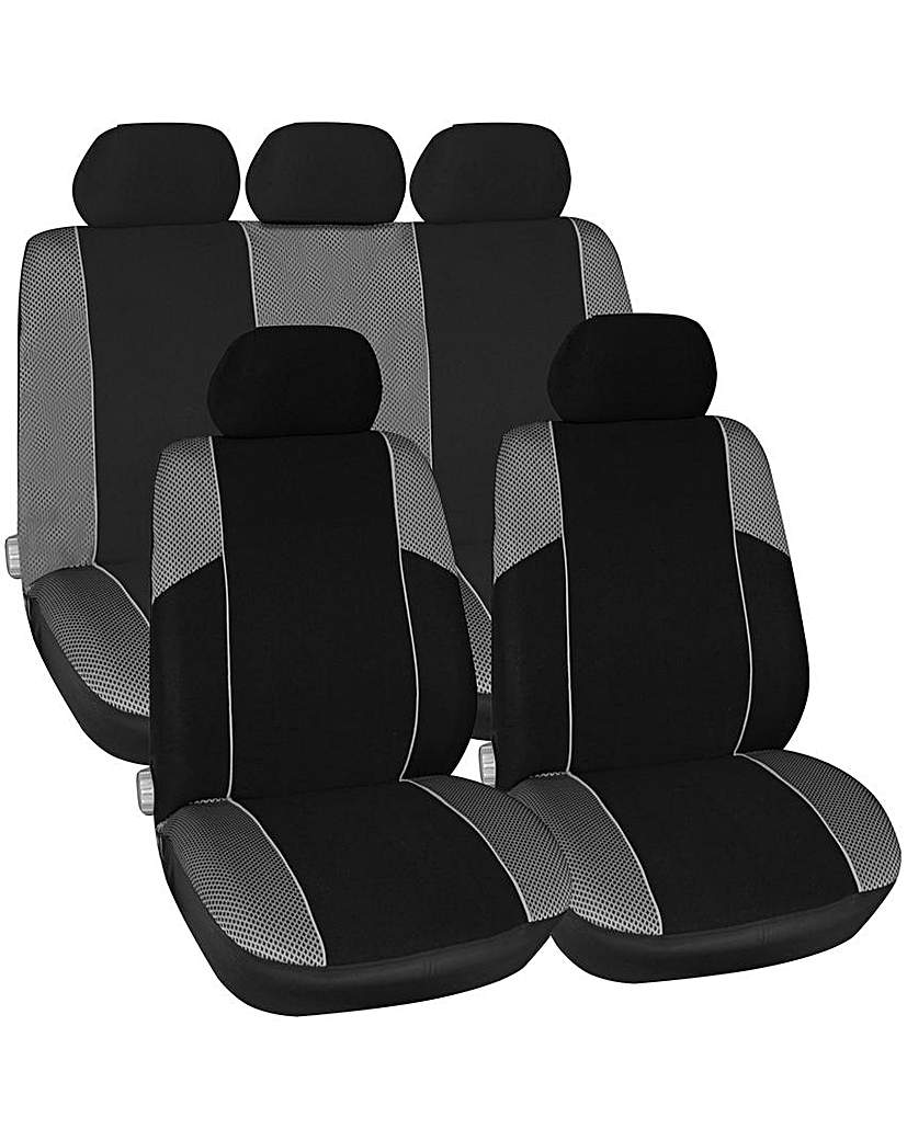 Image of 11 Piece Seat Cover Set