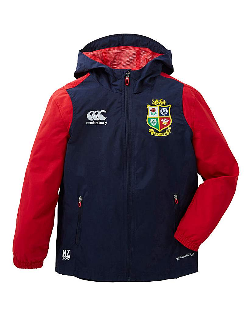 Image of Canterbury Lions VapoShield Rain Jacket