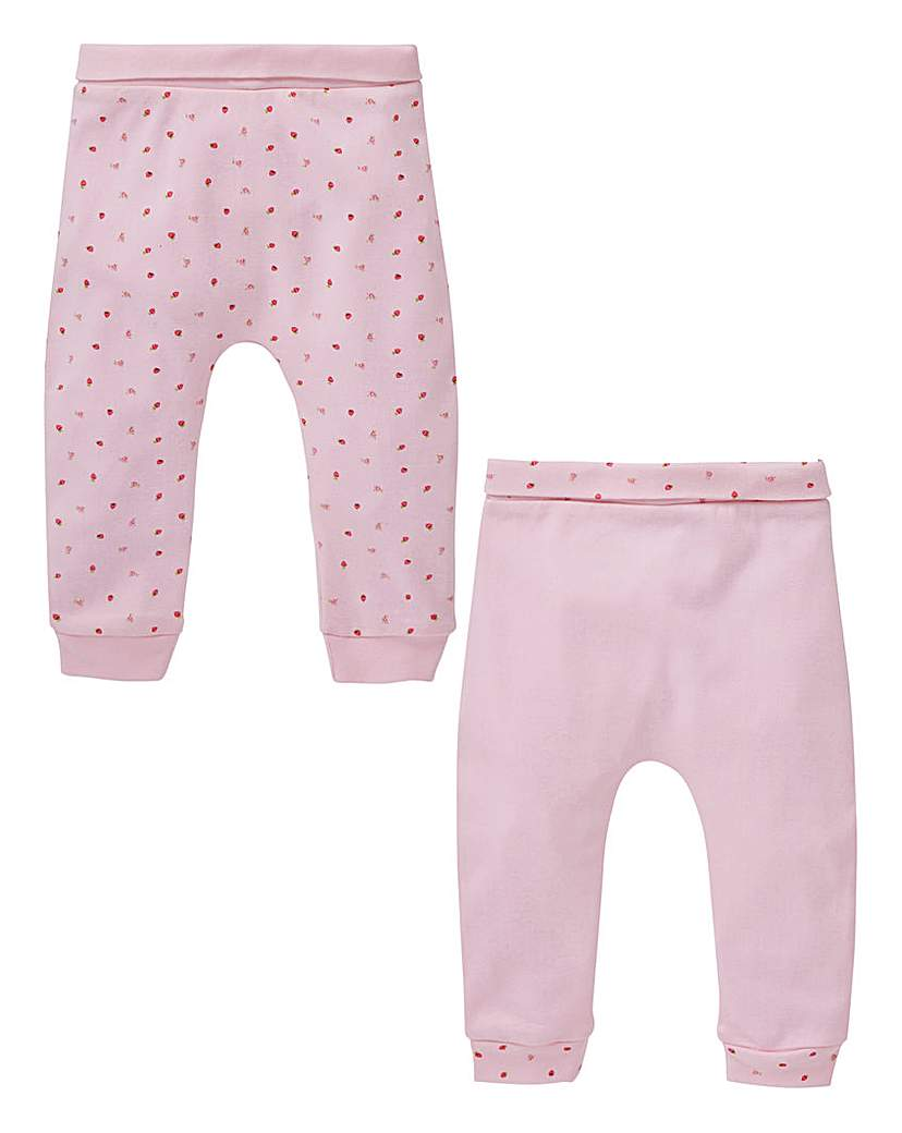 Image of KD Baby Girl Pack of Two Joggers