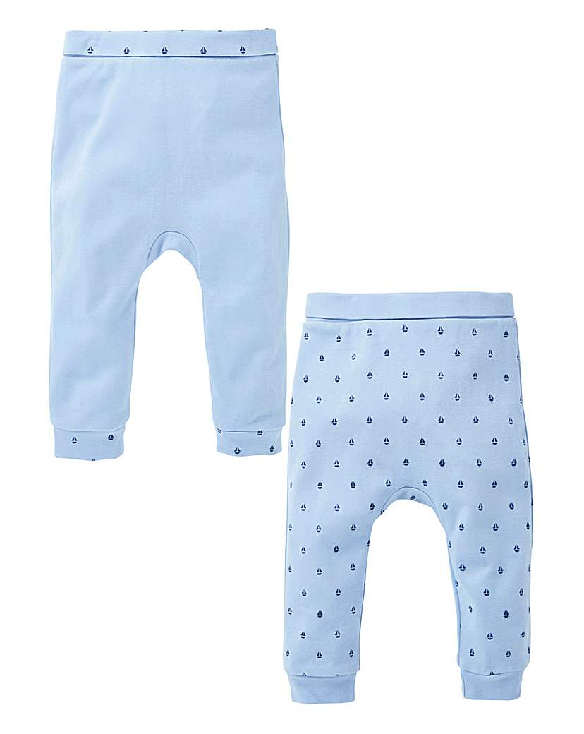 Image of KD Baby Boy Pack of Two Joggers