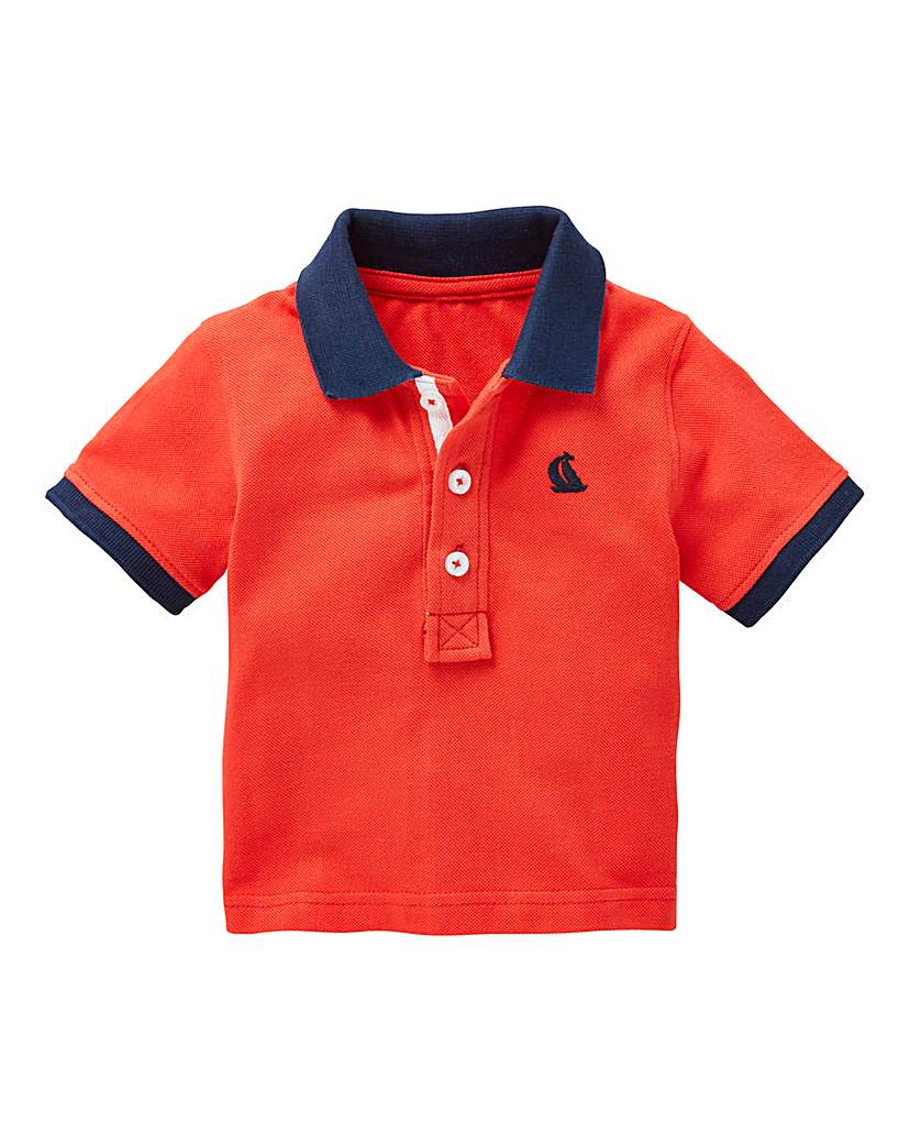 KD Baby Boy Polo Top.