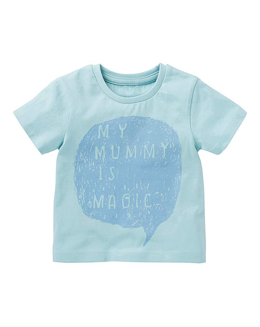 Image of KD Baby Boy Love My Mummy T Shirt