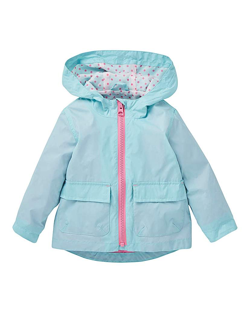 KD Baby Girl Lightweight Coat.