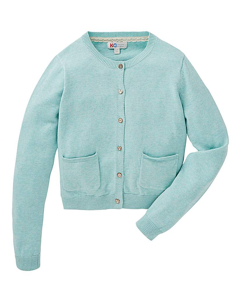 Image of KD Girls Knitted Cardigan