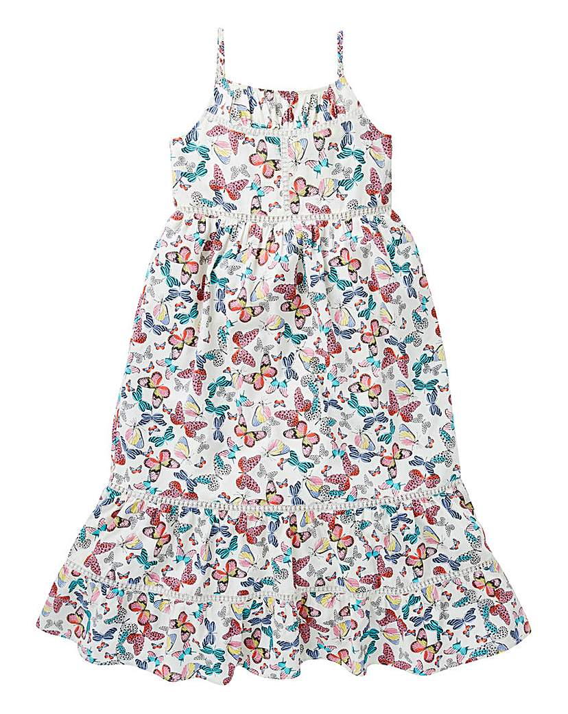 Image of KD Girls Butterfly Summer Dress