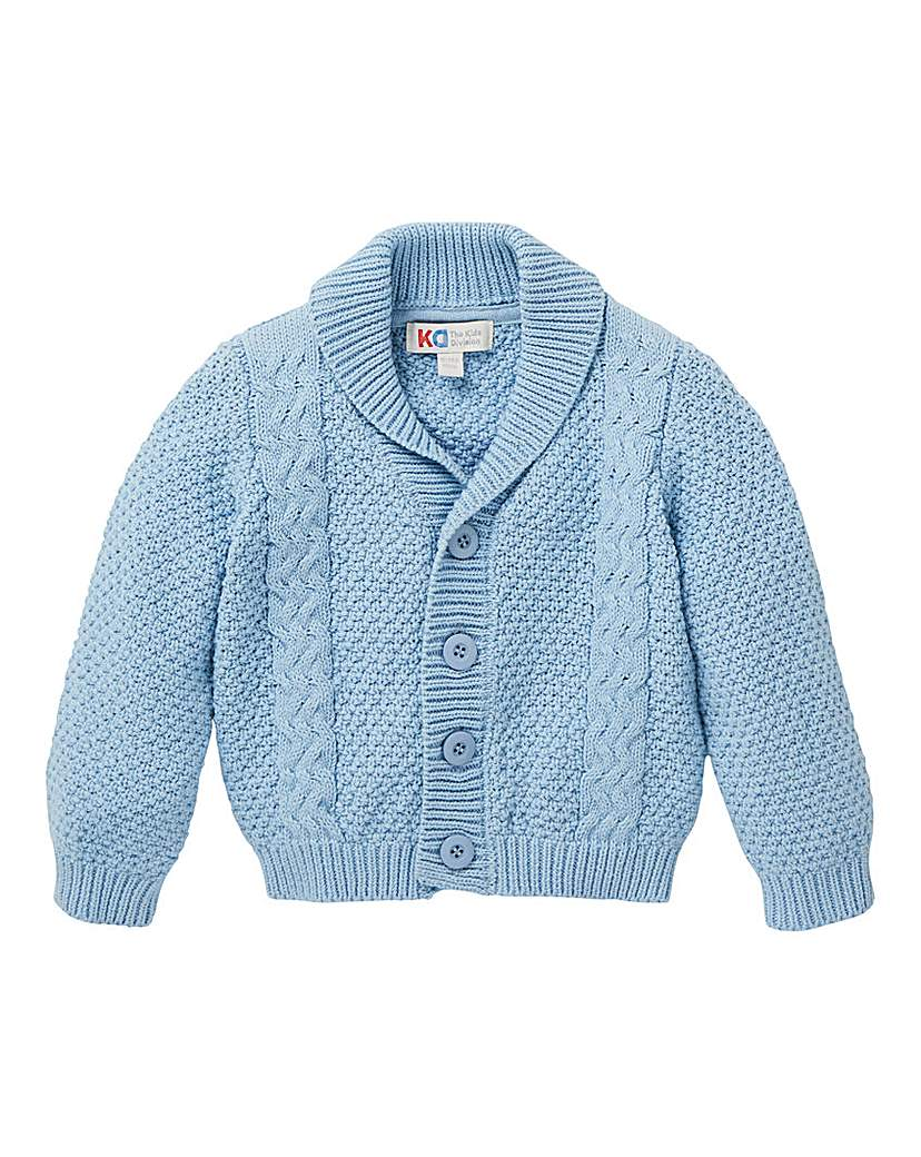 Image of KD Baby Boy Knitted Cardigan