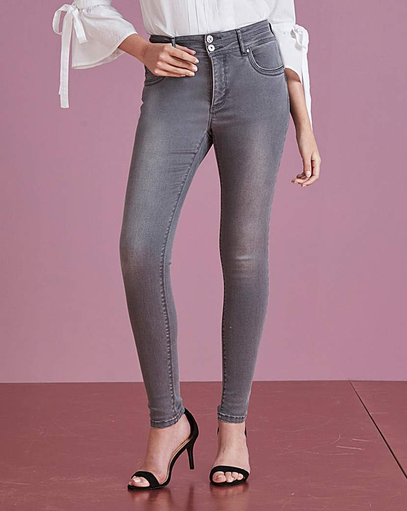 Shape & Sculpt Skinny Jeans Short