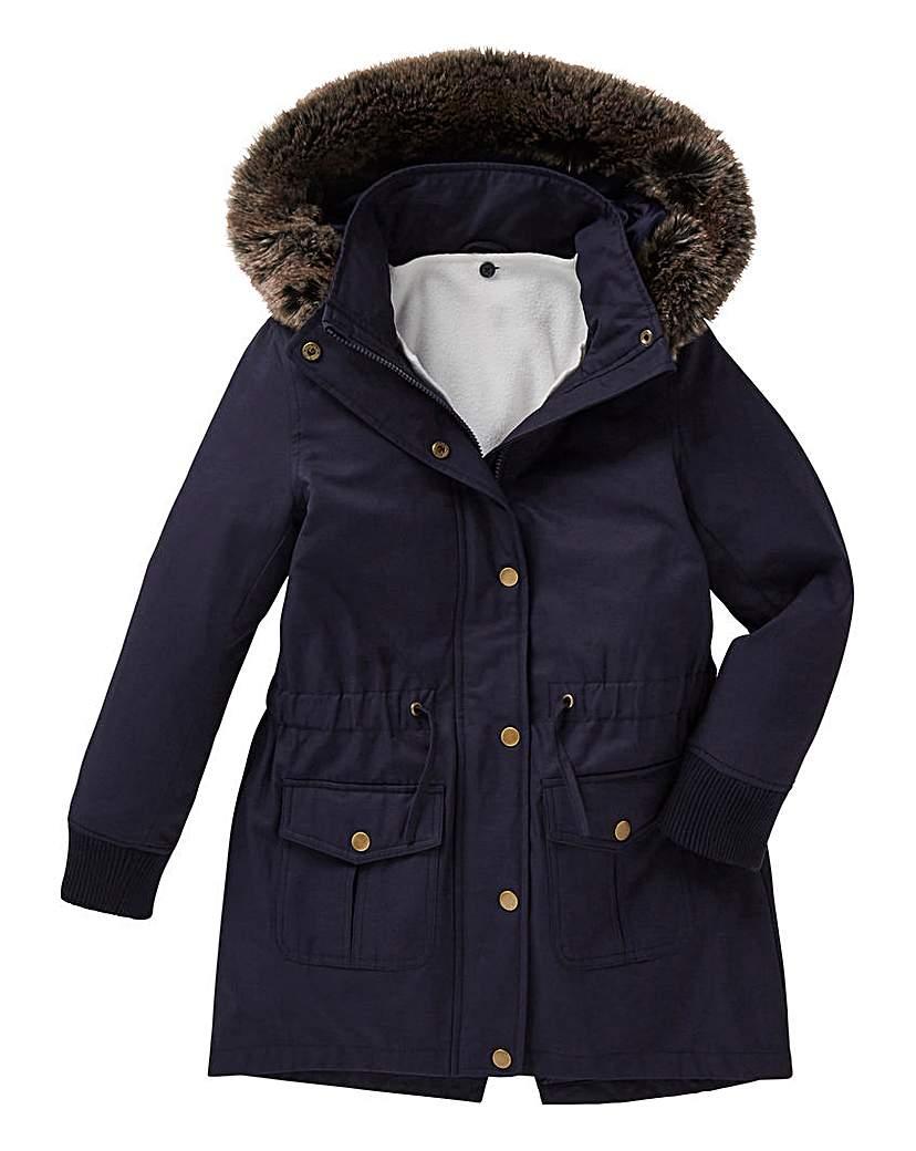 Image of KD Girls Parka Coat
