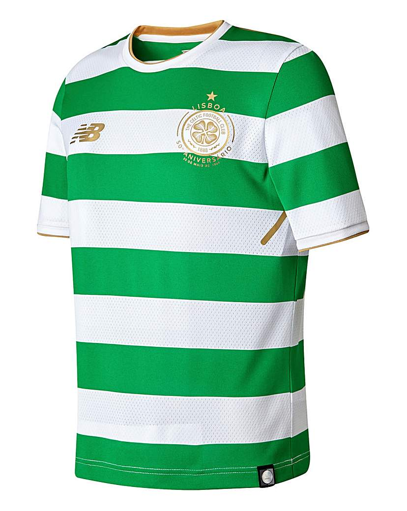 New Balance Celtic Boys Home Jersey