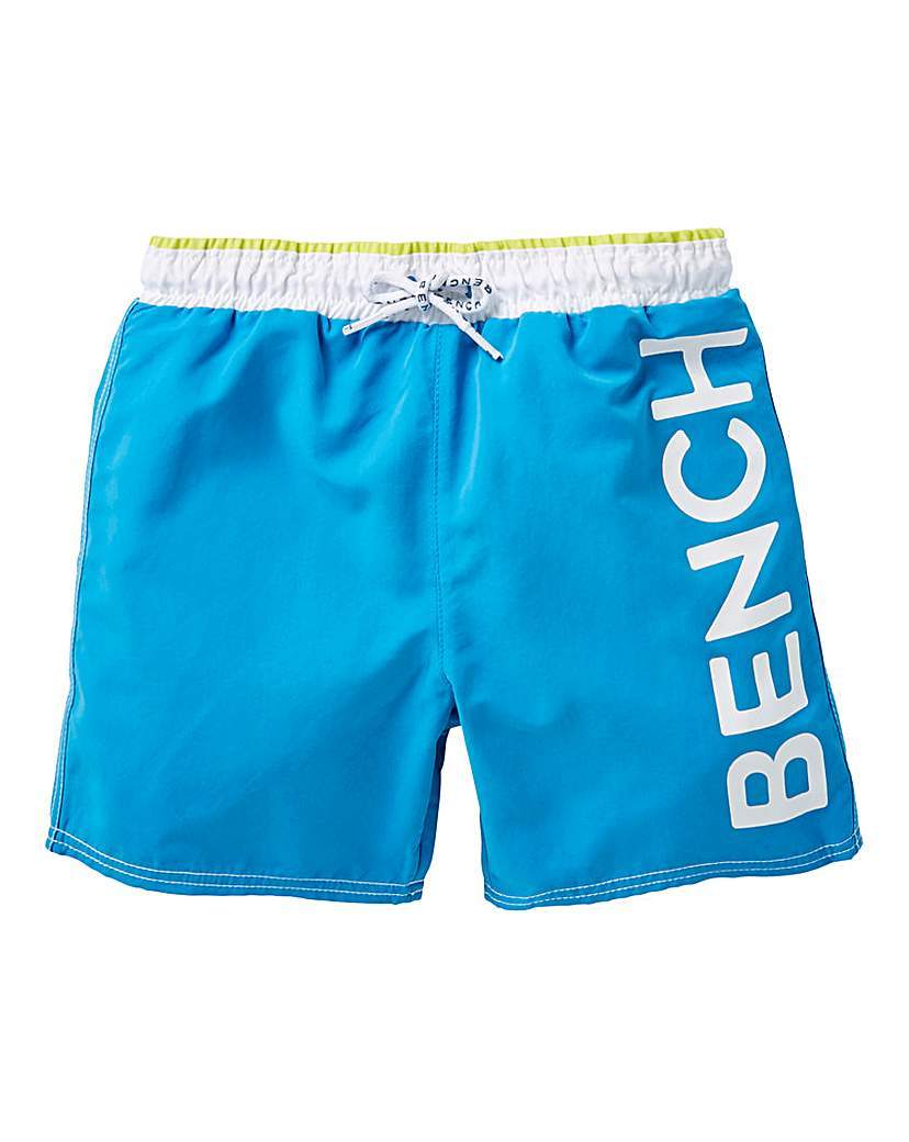 Image of Bench Boys Branded Swimshorts