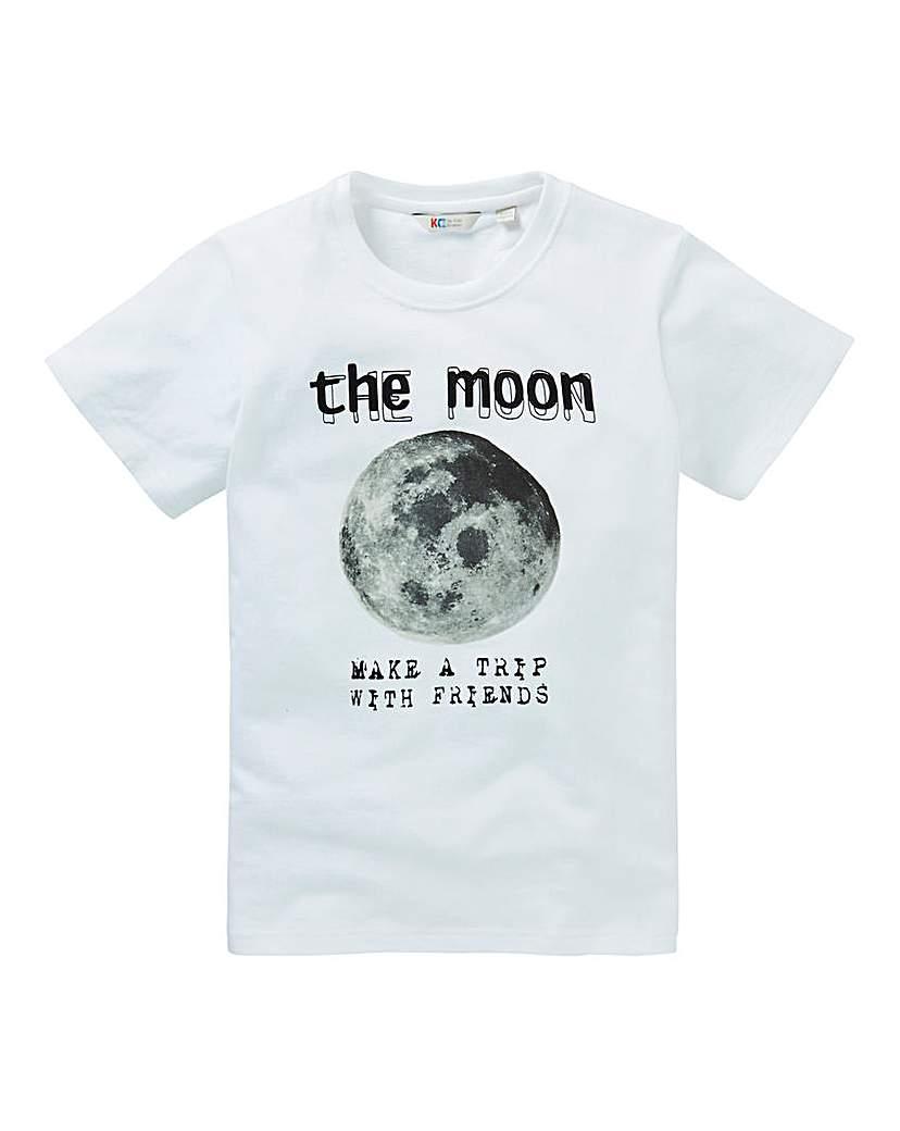 KD Boys Space Print T-Shirt