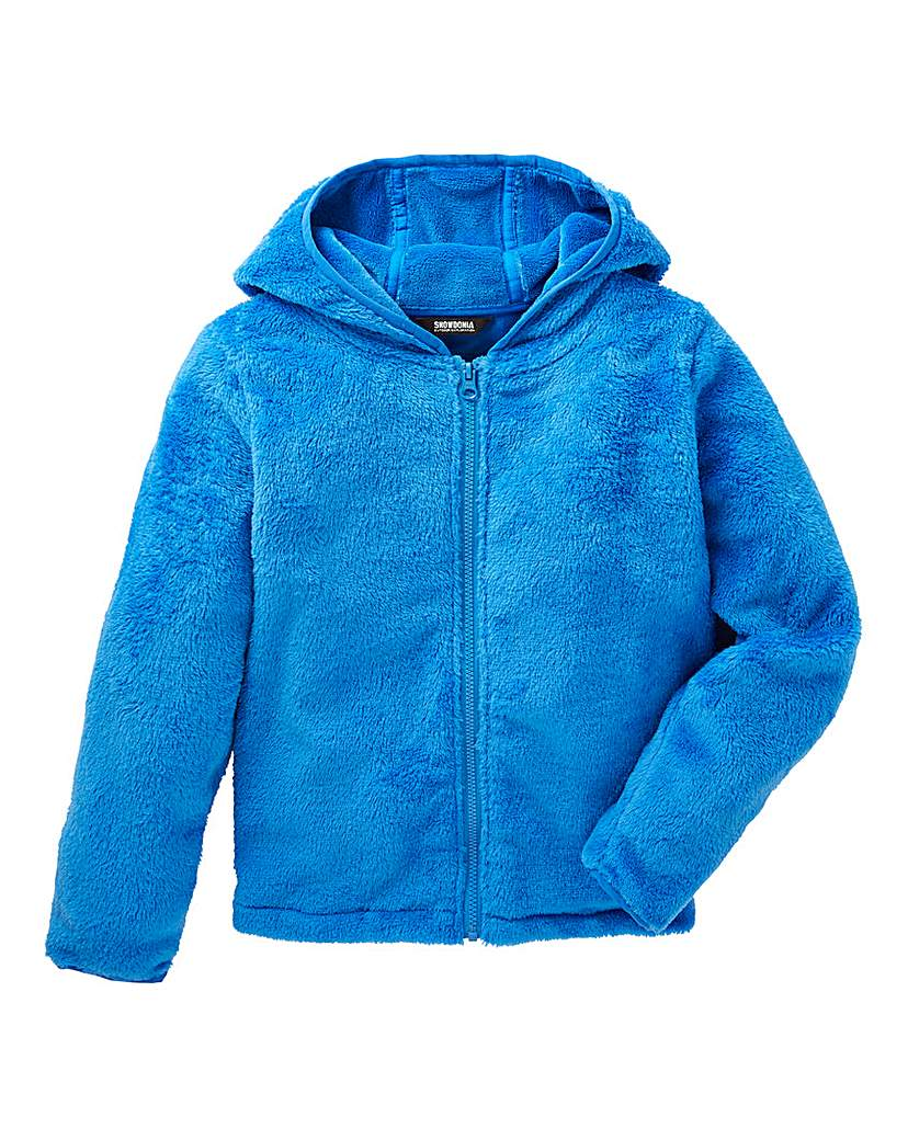 Snowdonia Boys Teddy Fleece Jacket.