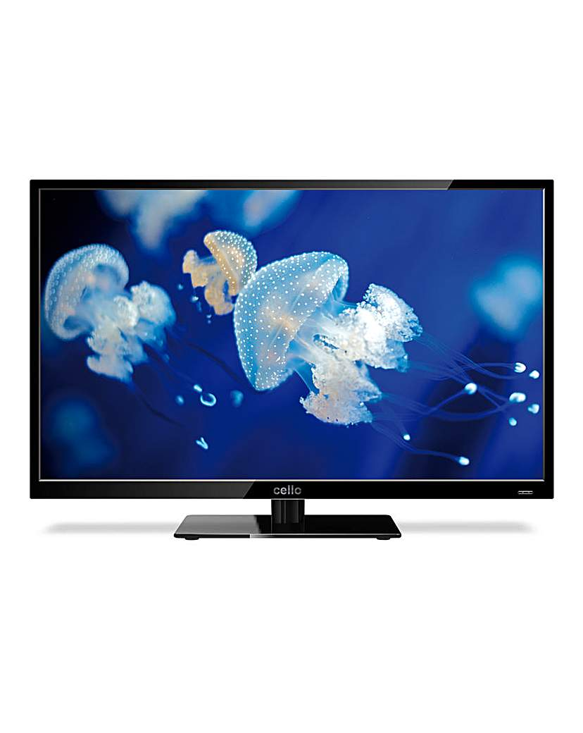 Cello 28in LED TV