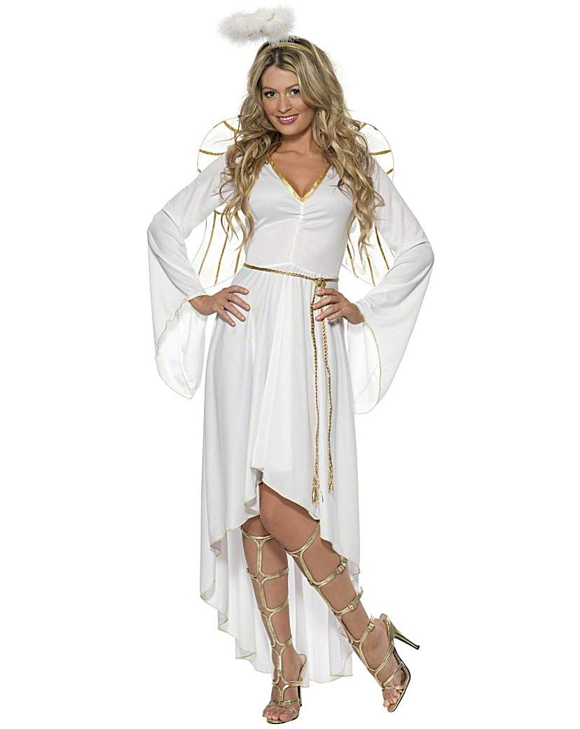 Adult Christmas Angel Costume