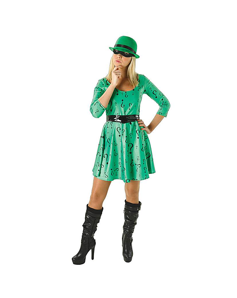 Grand heritage the riddler adult costume
