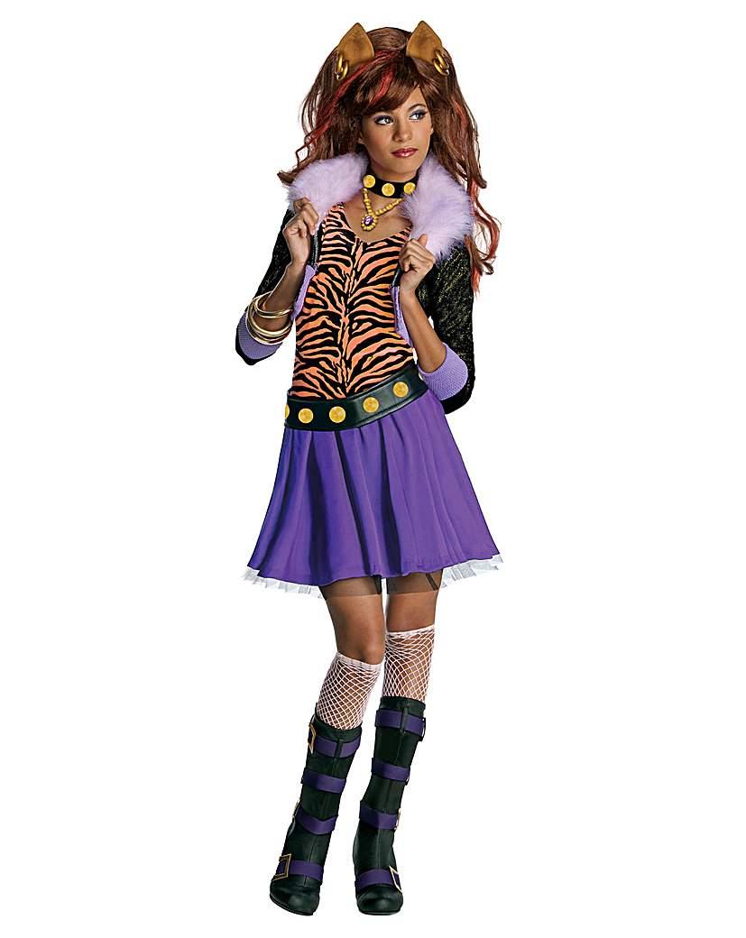 Monster High Clawdeen Wolf Costume