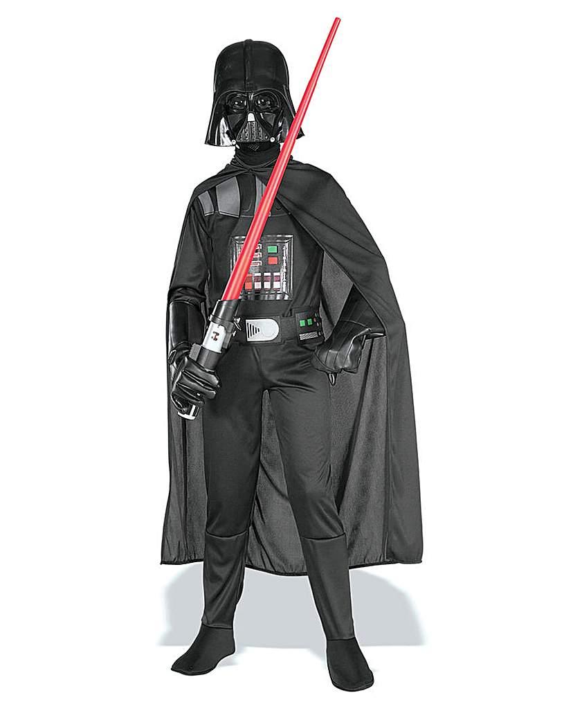 Child Star Wars Darth Vader Costume