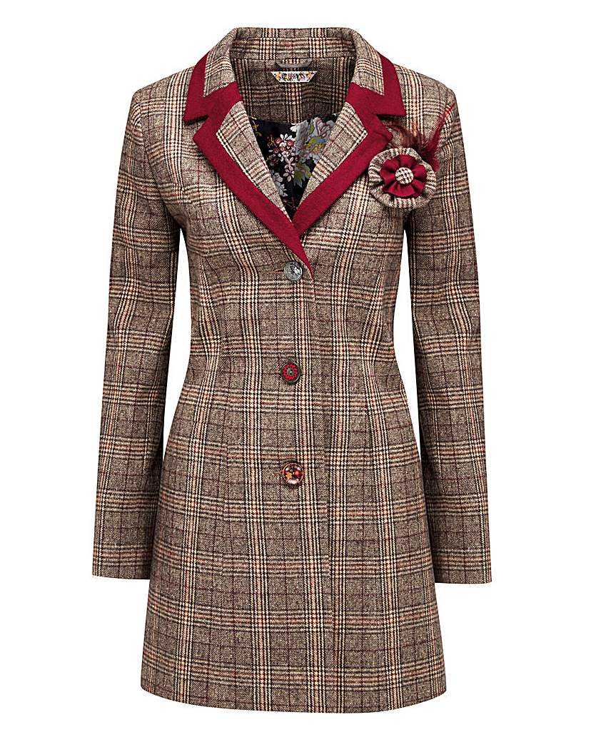 Joe Browns Heritage Coat £70.00 AT vintagedancer.com