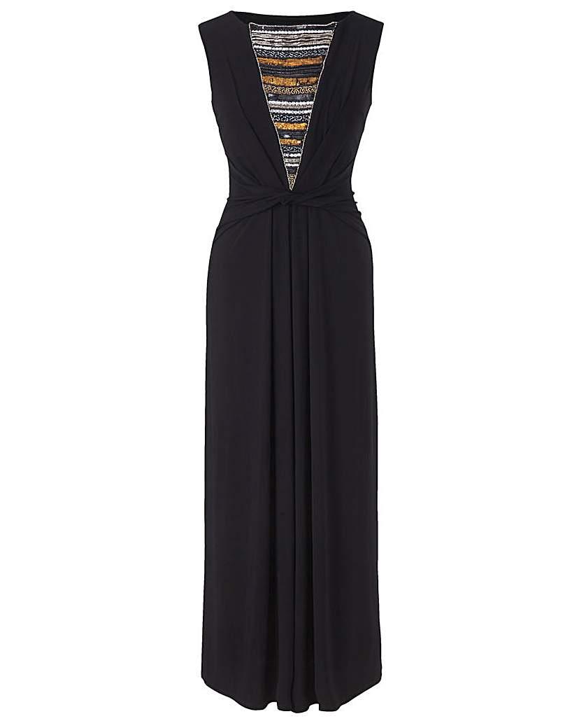 Grace Embellished Maxi dress