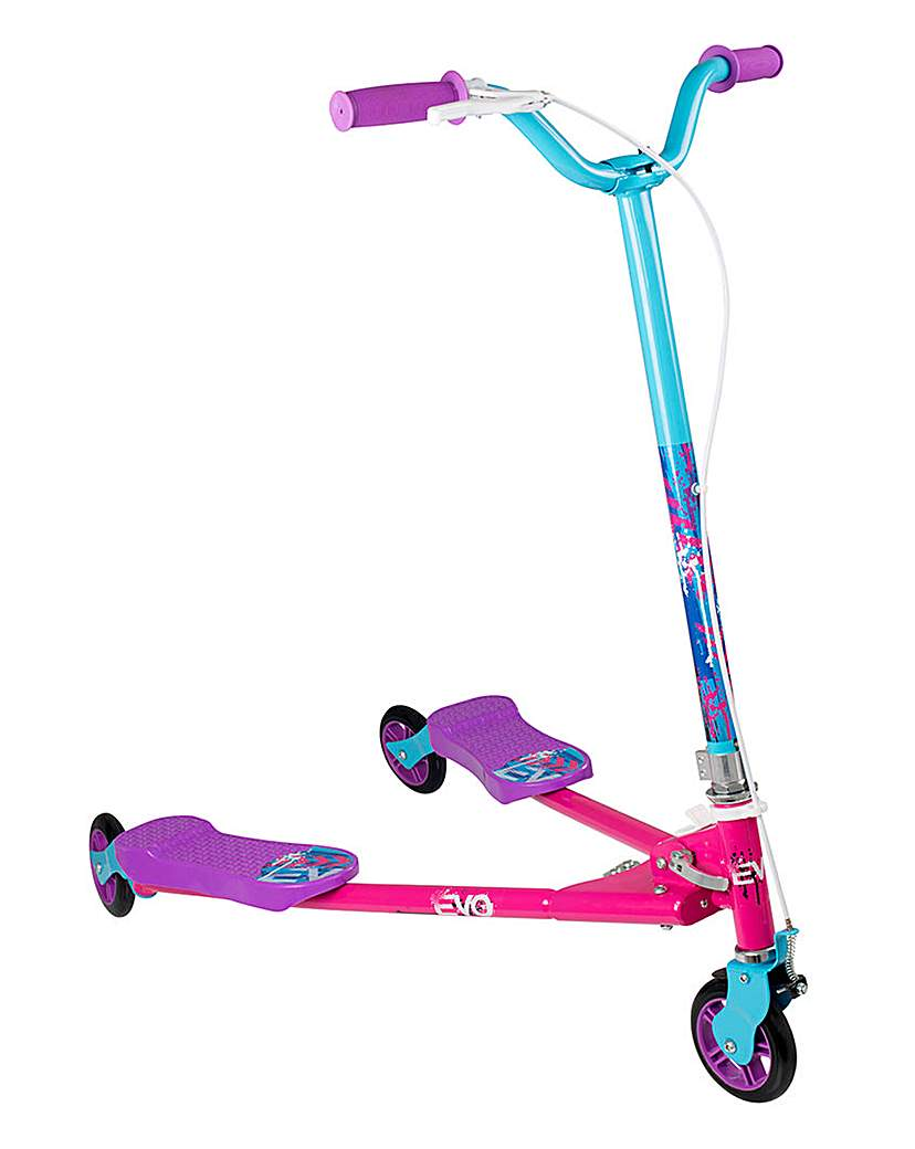 Evo V Flex Pink Scooter