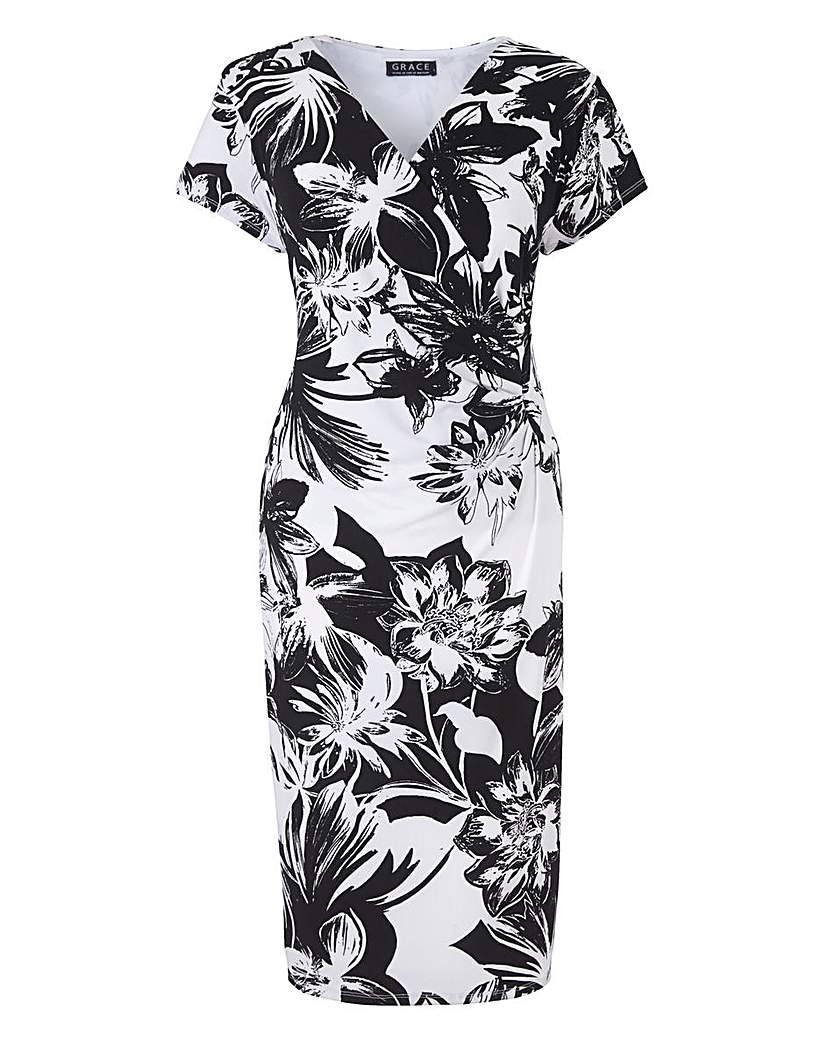Grace Made in Britain floral dress.