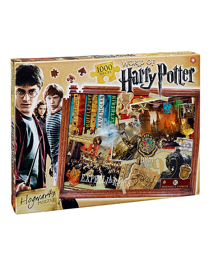 Image of Harry Potter Collectors 1000pc Puzzle