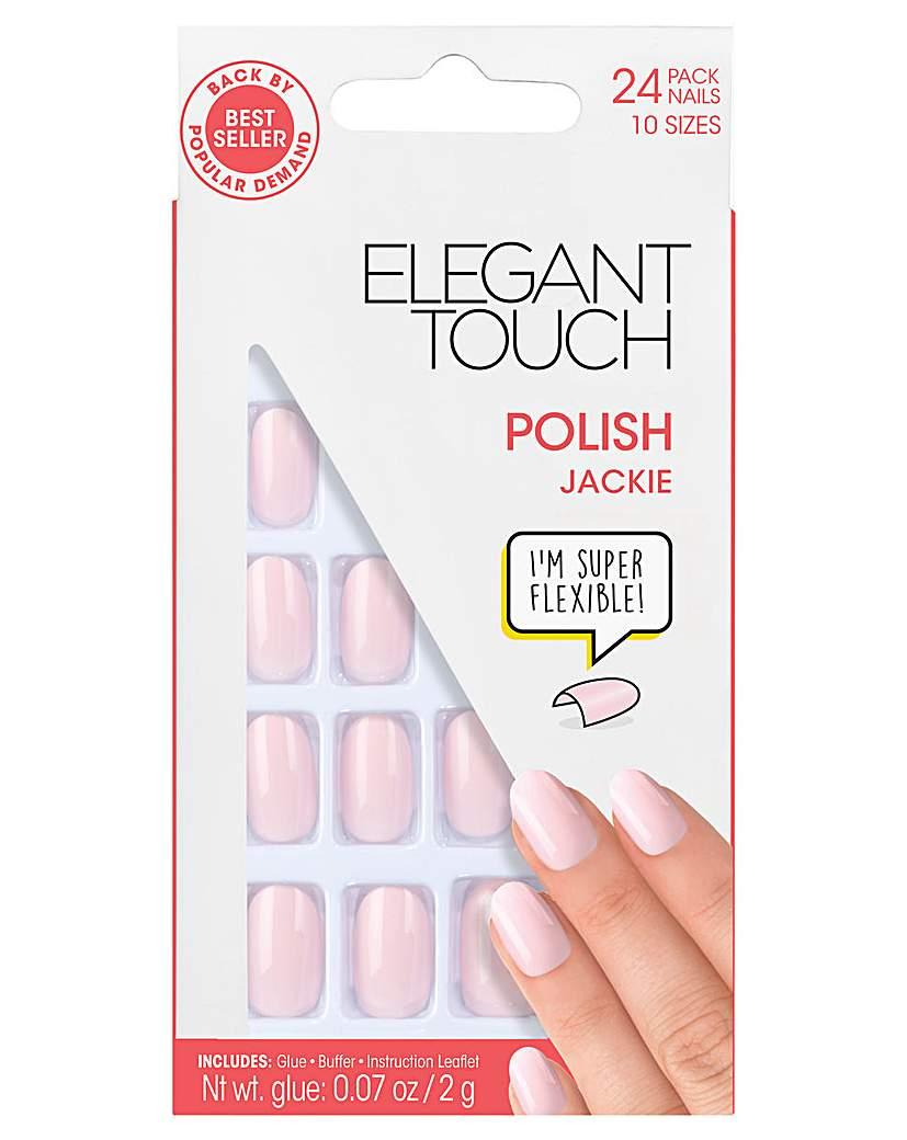 Image of Elegant Touch Polished Nail Jackie