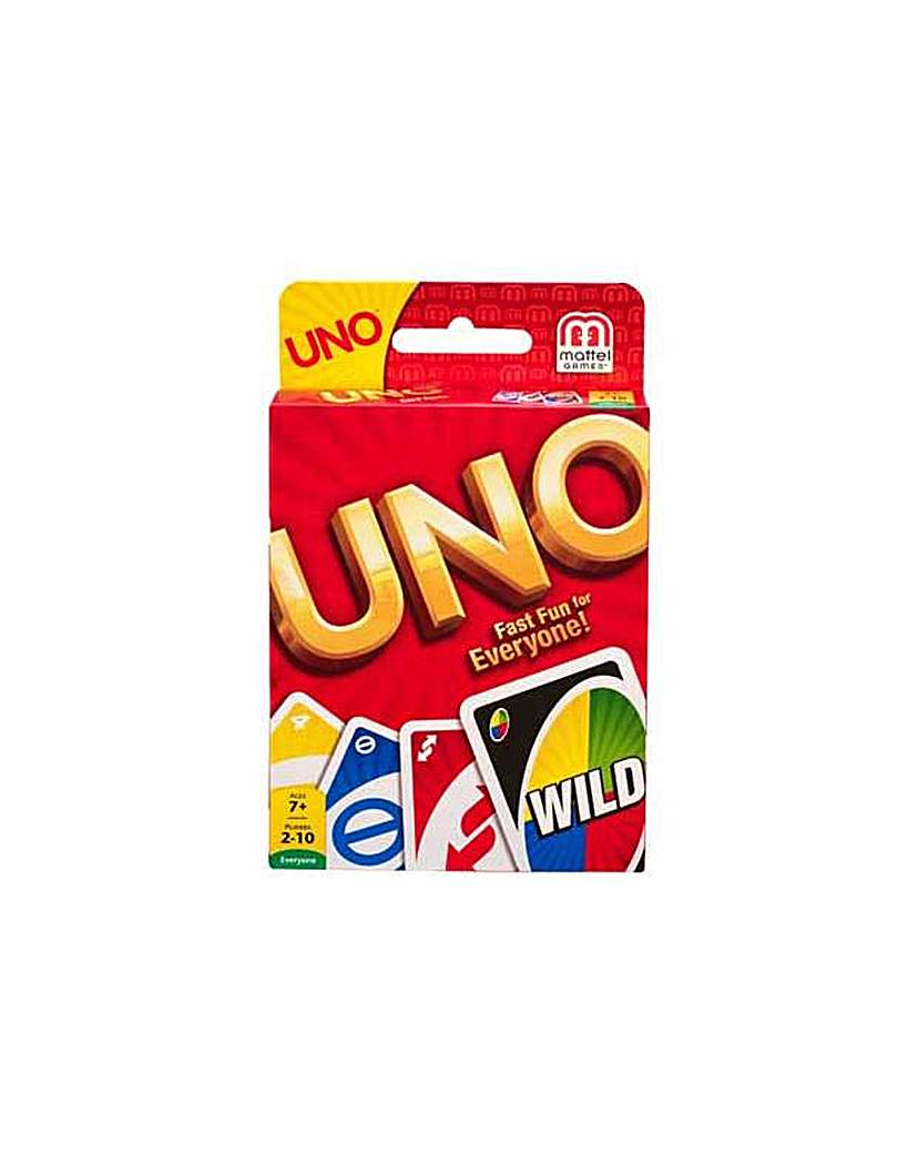 Image of Uno! Card Game.