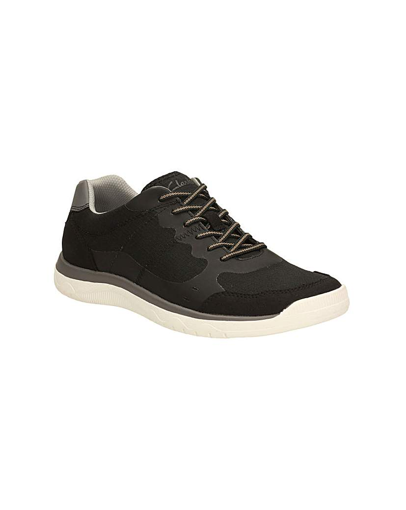 Clarks Votta Edge Shoes.