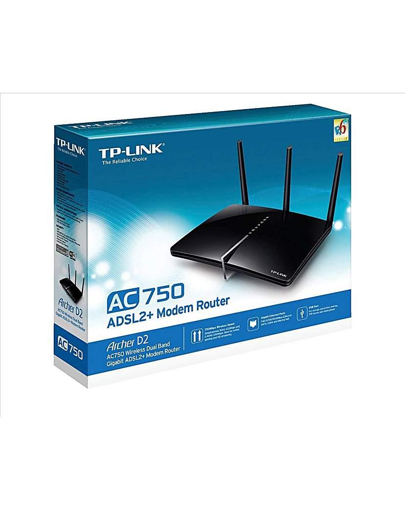 TP-LINK Archer D2 AC750