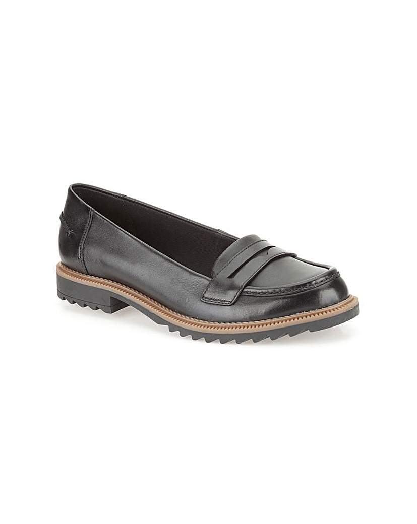 Image of Clarks Griffin Milly Shoes