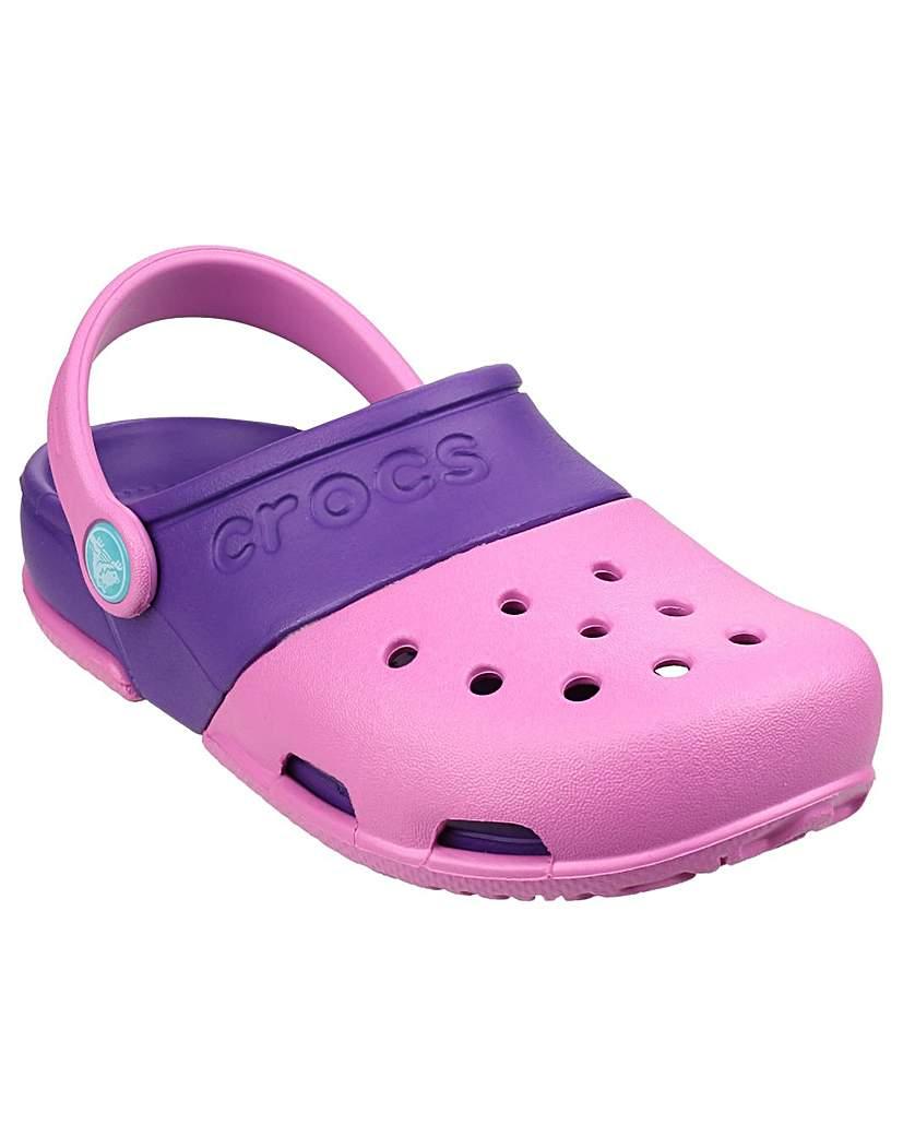 Image of Crocs Electro II Clogs