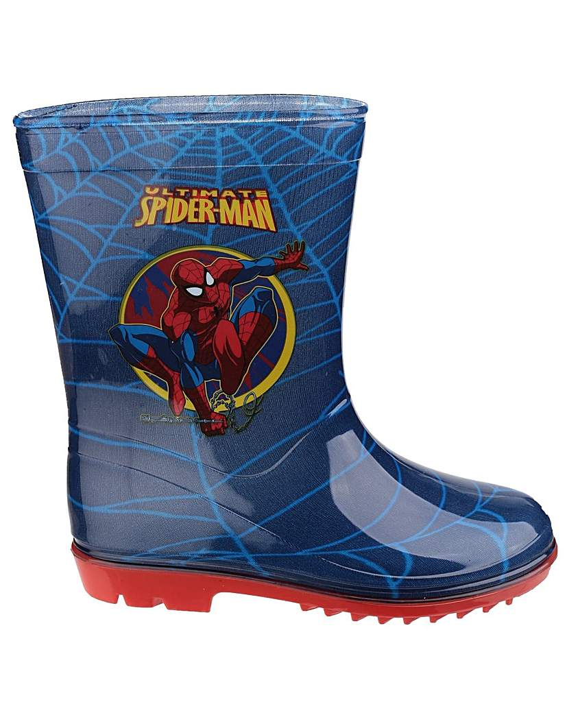 Spiderman Waterproof Pull on