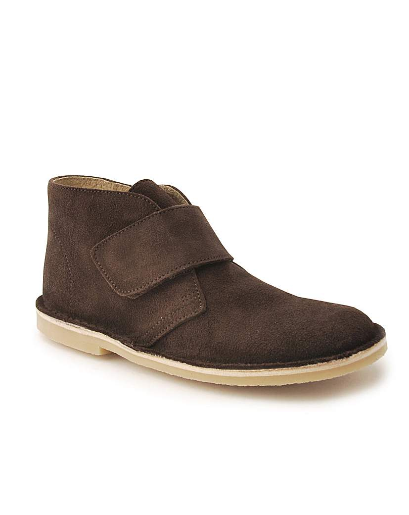 Start-rite Thomas Brown Suede Fit F