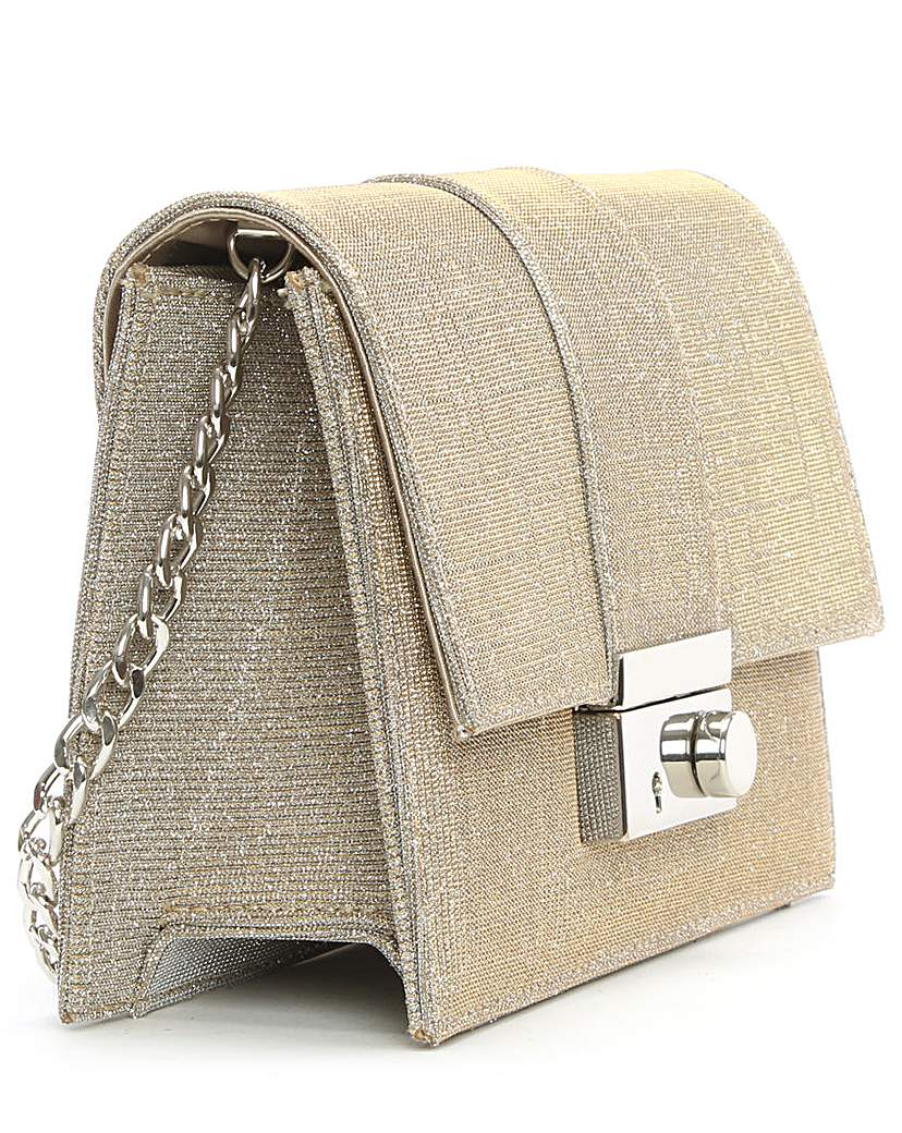 Daniel Ahand Silver Lock Bag
