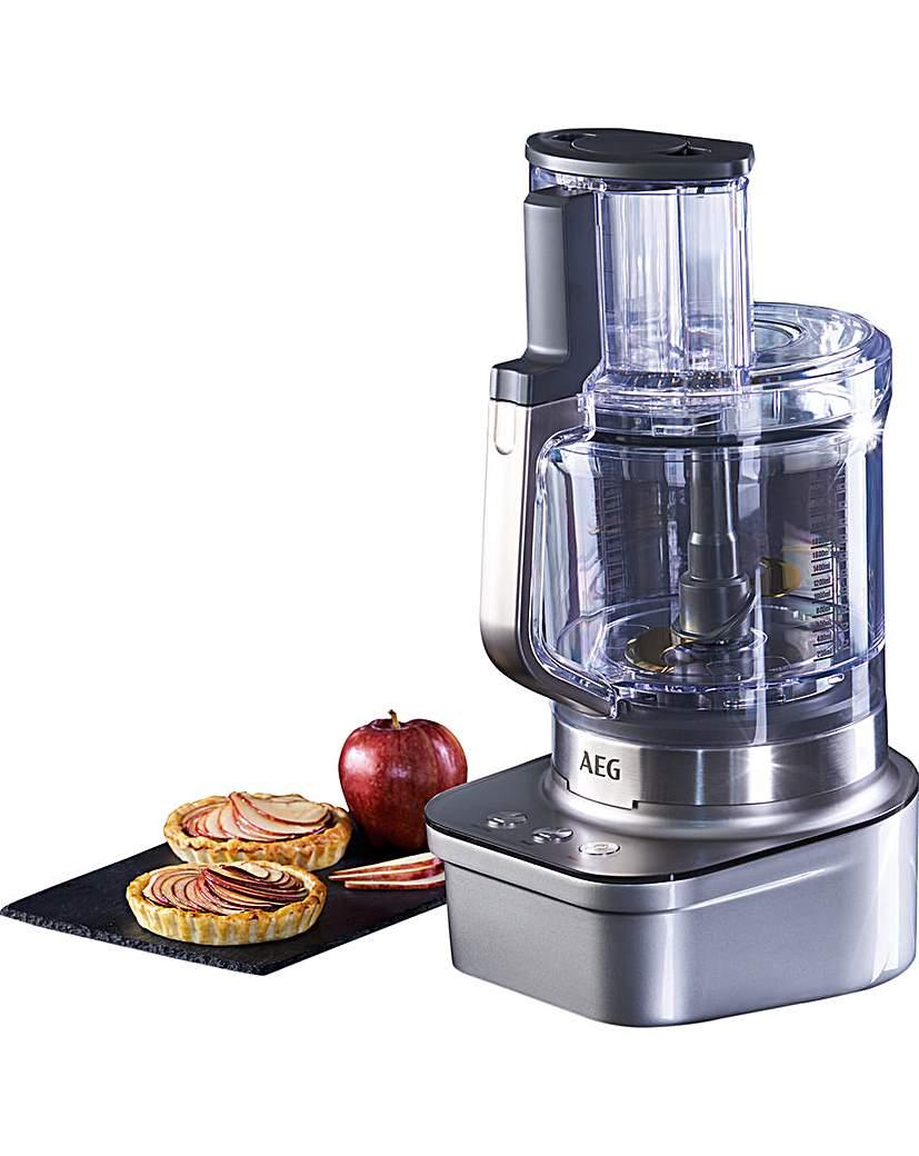 AEG Gourmet Pro Food Processor