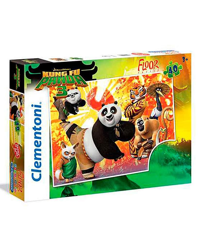 Kung Fu Panda 3 piece Maxi Puzzle