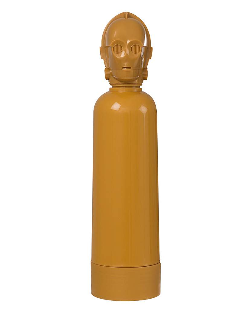 Image of LEGO Star Wars C3PO Drinking Bottle
