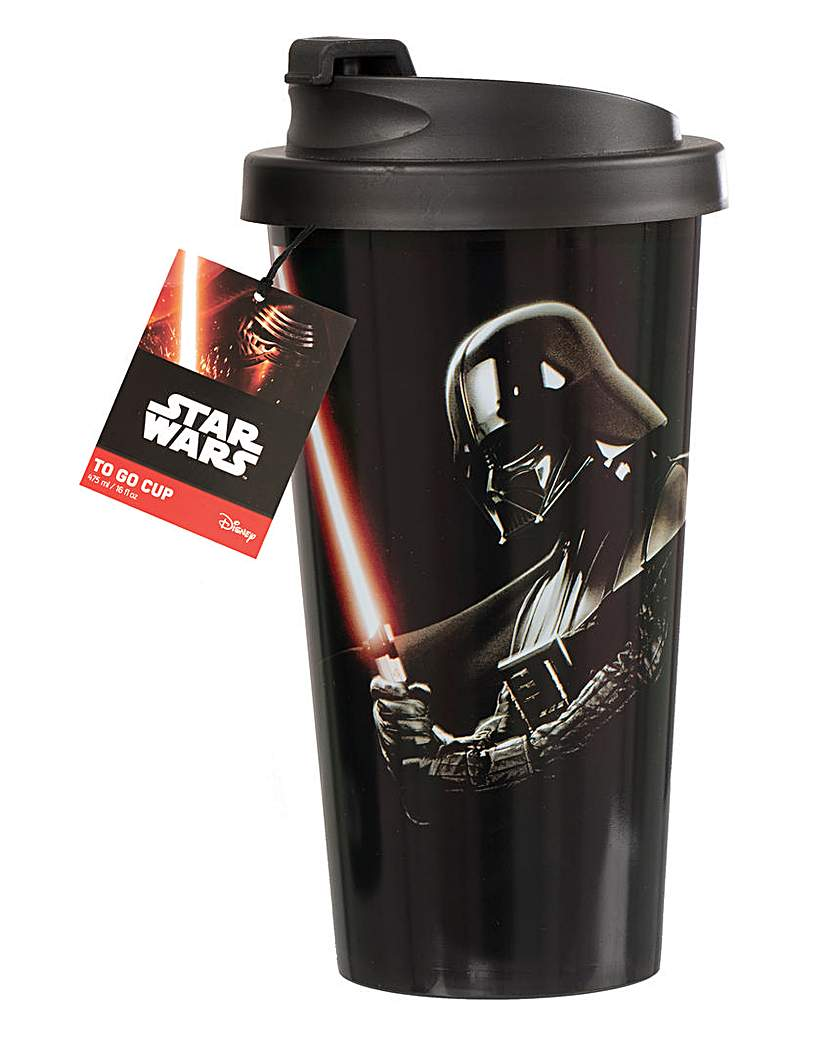 Image of Star Wars Darth Vader To Go Cup