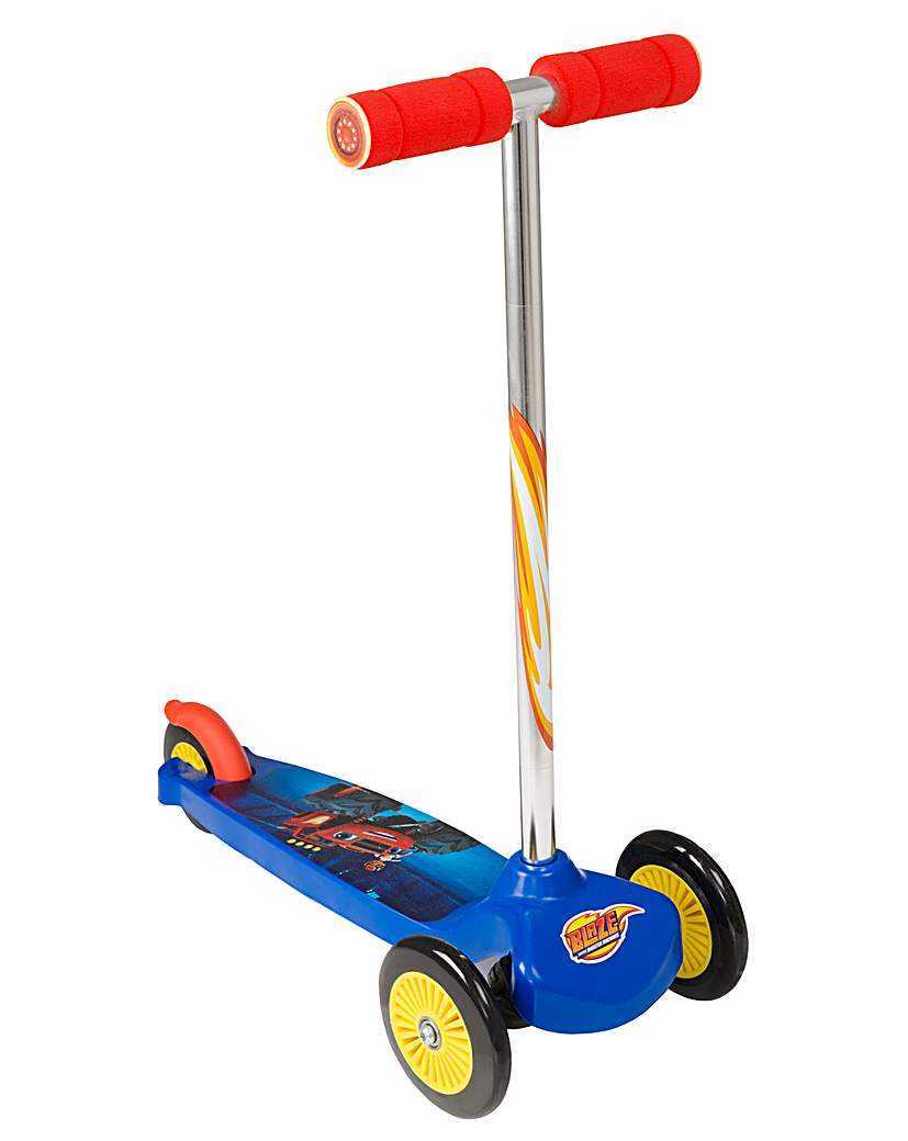 Image of Blaze Move N Groove Scooter