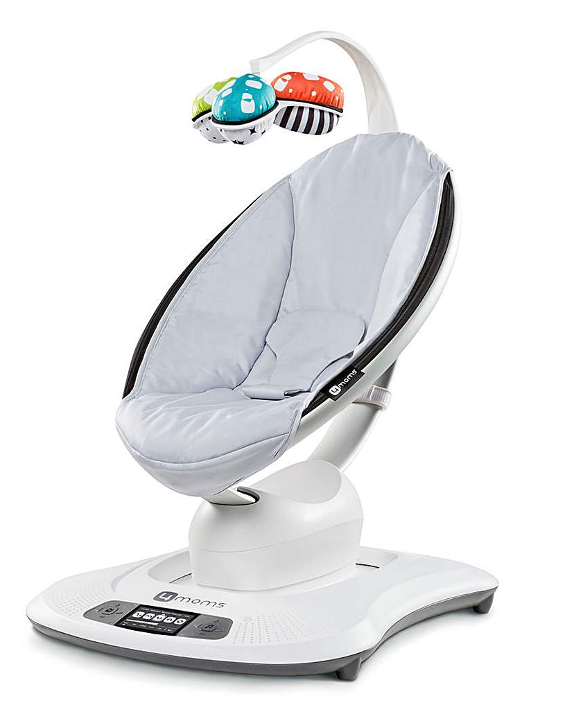 Image of 4moms MamaRoo - Classic Grey