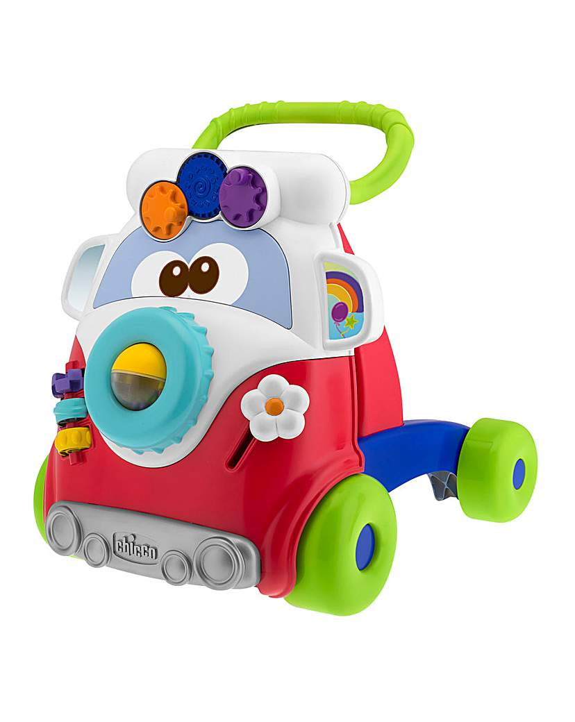 Image of Chicco Happy Hippy Baby Walker