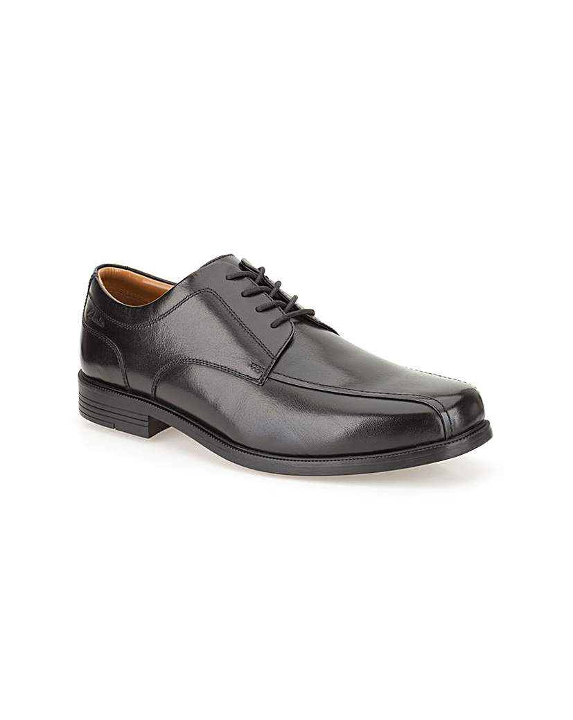 Clarks Beeston Stride Shoes.
