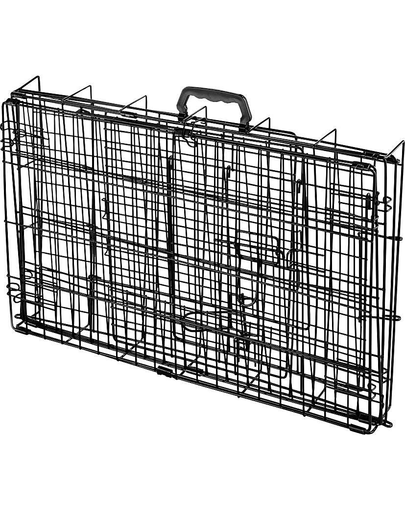 Double Door Pet Cage - Large.