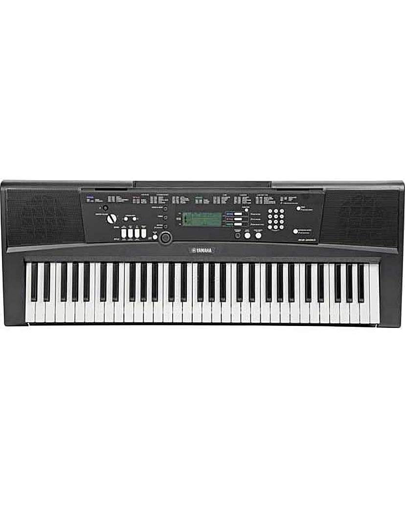 Yamaha EZ220 Full Size Keyboard.